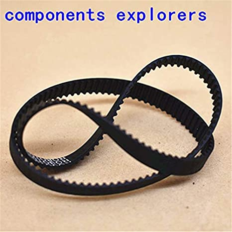 D/&D PowerDrive 350H200 Woods Manufacturing Replacement Belt