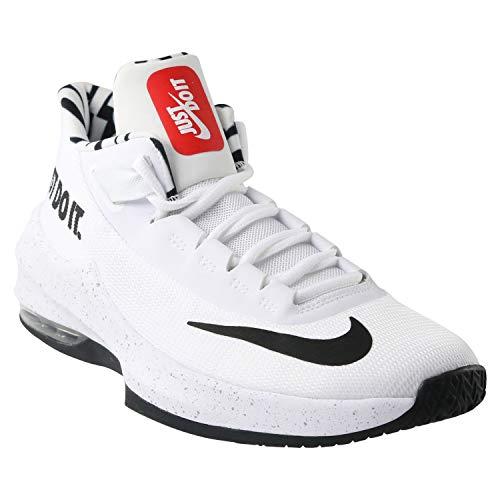 Ii NIKE Mehrfarbig White Gs Jungen Air Basketballschuhe JDI Lt Grey 100 Wolf Black Max Crimson Infuriate IY8Yrx