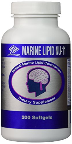Nu Health Marine Lipid Nu-11 Dietary Supplement (200 softgels)