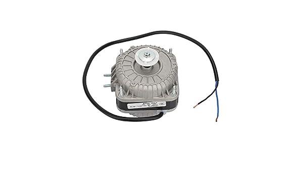 Motor del condensador del refrigerador, práctico motor de ...