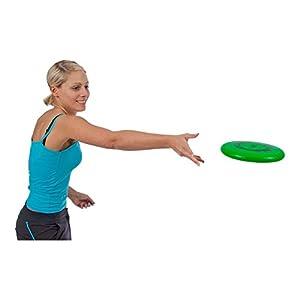 VOLLEY® SOFT SAUCER Schaumstoff Frisbee (grün)