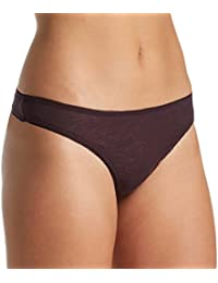 Skin Organic Pima Cotton Thong (OJTET)