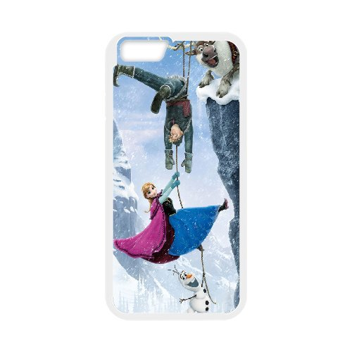 "LP-LG Phone Case Of Frozen For iPhone 6 Plus (5.5"") [Pattern-4]"
