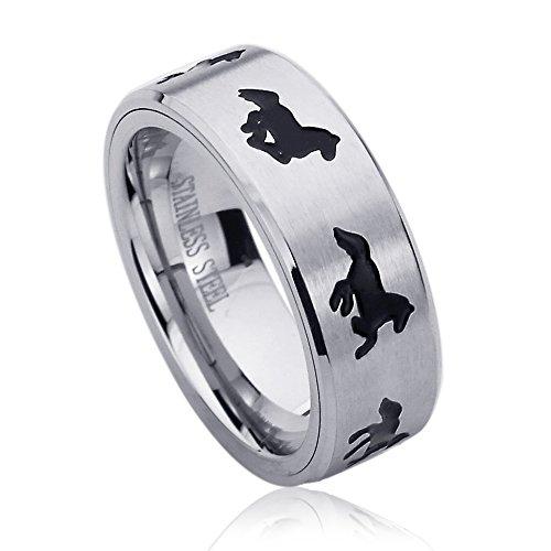 Running Horses Ring - 1