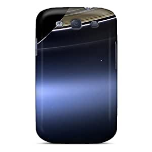 Galaxy Covers Cases - Space Rings Protective Cases Compatibel With Galaxy S3