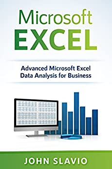 Microsoft Excel Advanced Analysis Business ebook product image