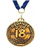 Cadoon's - Medaille D'or 18 Ans