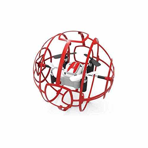 WonderTech Drone W109 Cyclone Drone with Easy to Fly Technology | White