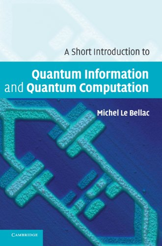 SHORT INTRO.TO QUANTUM INFORMATION...