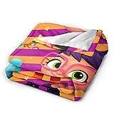 A-BBY H-atcher Blanket Ultra-Soft Micro Fleece