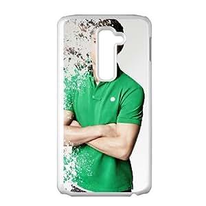 Sports cristiano ronaldo 11 LG G2 Cell Phone Case White Gift xxy_9921118
