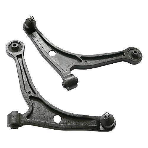 Titaniarm New Front L /& R Lower Control Arm /& Ball Joint fit 01-05 Honda Pilot 03-05 Acura MDX