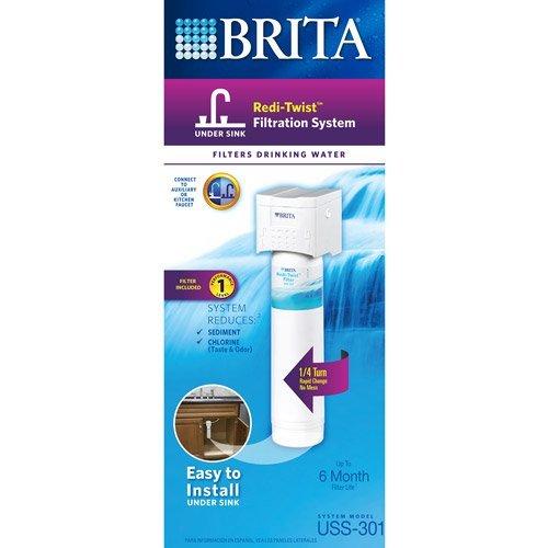 Brita Redi-Twist 1-Stage Under-Sink System