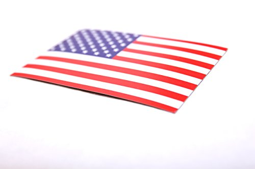 American Flag Car Magnet Decal 4 x 6 Heavy Duty for Car Truck SUV 2 Pack