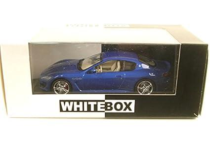 Maserati Gran Turismo Mc Stradale, Metalic Blue, 2013, Model Car, Ready