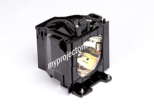 Projector lamp for Panasonic ET-LAD57 Projector Accessories at amazon