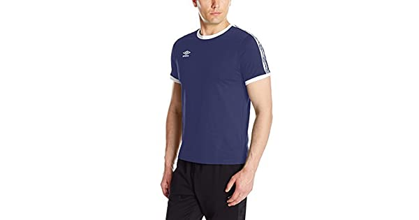 Amazon.com: Umbro Men s Signature Tee, Azul, XL: Clothing
