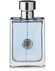 Versace Pour Homme Eau De Toilette Natural Spray 3.4...