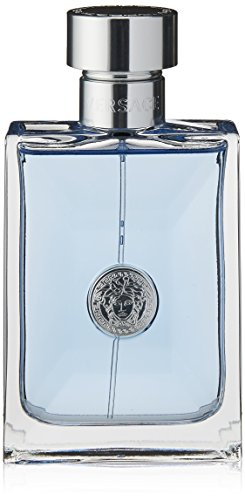 - Versace Pour Homme Eau De Toilette Natural Spray 3.4 fl. oz.
