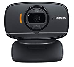 HD Video calling and autofocus in a swivel plus fold-and-go design that makes it easy to position the HD video call at any angle -- including moving away from you for privacy -- and also take the camera with you System Requirements: Windows 7...