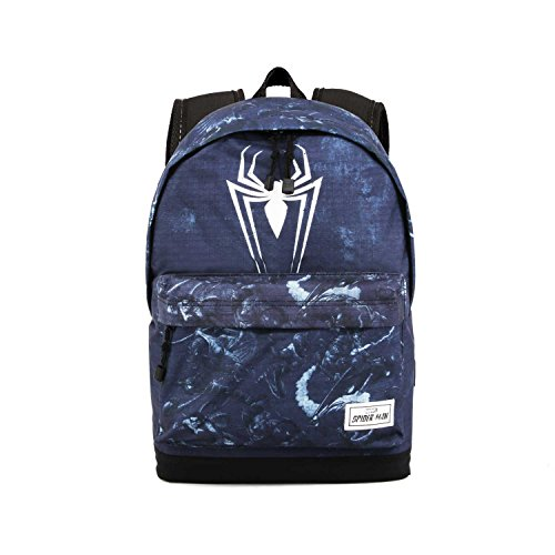 23 Spiderman Black HS L 44 Poison Backpack Karactermania Casual Daypack cm 4Bx8wqCq