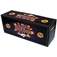 Caja de 13200 tubos para cigarrillos.- Krypton King