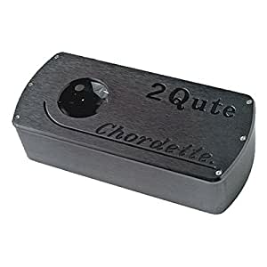 Chord 2Qute Super High-Performance DAC (Digital-to-Analog Converter) - Coax, Optical and USB digital inputs, Black