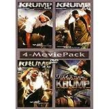 Krump 4 Movie Pack: 1.0,2.0,3.0 & Spiritual Warfares of Krump