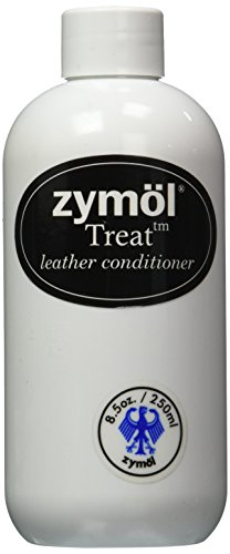 Zymol Leather Cleaner (Zymol Treat Leather Conditioner - 8.5 oz Bottle)