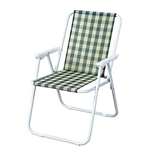 Collection Black Seating Theater (WPCBAA Outdoor Portable Folding Chair Beach Chair Camping Fishing Chair Adult backrest Leisure Chair Dormitory Simple Folding Stool (Color : A))