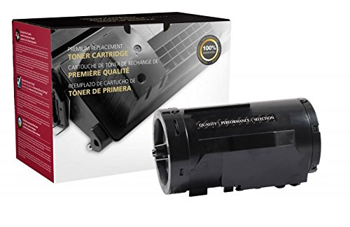 Inksters Remanufactured Toner Cartridge Replacement for Dell H815 / S2810 High Yield - 6K Pages - Dell Page High Yield 6000