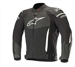Alpinestars SPX Air Chaqueta de piel/textil negro/blanco 50 ...