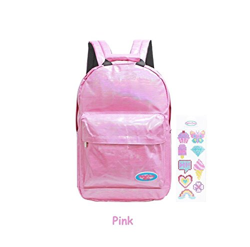 American Jewel Rockin' Candy Backpack - Back to School - Customizable Bag with Stickers ()