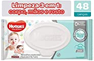 Huggies One & Done, Lenços Umedecidos, 48 toa