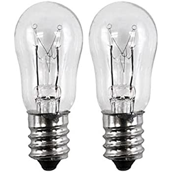 Amazon ocsparts we4m305 general electric dryer light bulb ocsparts we4m305 general electric dryer light bulb 120v 10w pack of 2 sciox Choice Image
