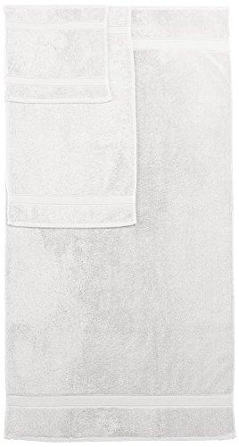Pinzon Blended Egyptian Cotton 6-Piece Towel Set, White