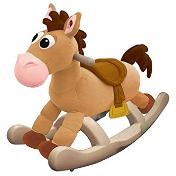 Toy Story - Rocking Bullseye - Cheval à Bascule