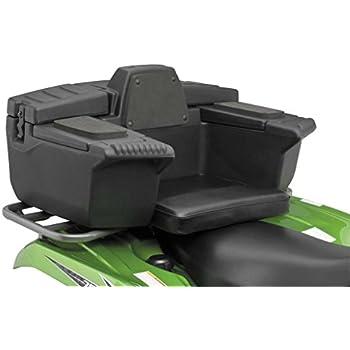 New QuadBoss Rest-N-Store ATV Trunk Rear Seat 2002-2011 Kawasaki Prairie 360