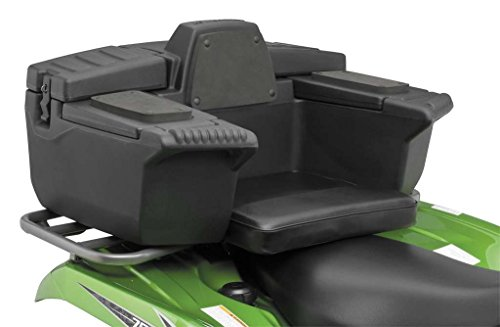 New QuadBoss Rear Lounger ATV Storage Trunk / Rear Seat - 2002-2008 Yamaha Grizzly 660 ATV Rear Lounger