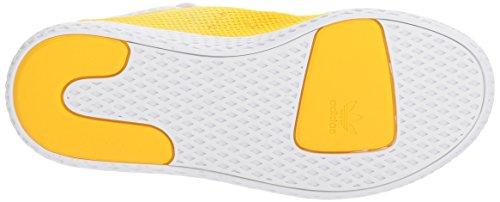 Kid Hu Tennis M Orange Ftwr Bold Unisex Little Us Adidas White kids Pw Sneaker 2 C qIZx78x