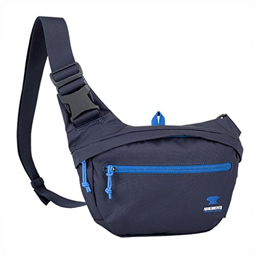Mountainsmith Knockabout Lumbar Fanny Pack, Deep Blue, One S