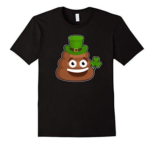 Get Lucky Leprechaun Costume (Leprechaun Poop Lucky T-shirt)