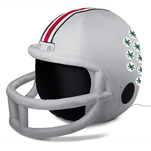 Fabrique Innovations NCAA  Inflatable Lawn Helmet, Ohio State ()