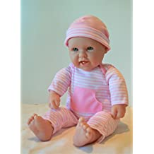 """Baby Girl """"Annie"""" - Doll Therapy for Memory Care and Loss from Aging and Caregivers"""