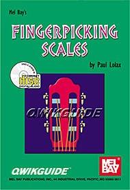 (Fingerpicking Scales QWIKGUIDE Book/CD Set )