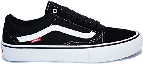 Skool Adulto Unisex Old Zapatillas U Vans white Black nvSzpqpw