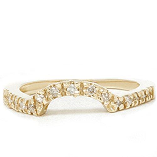 25CT-Curved-Diamond-Notched-Wedding-Ring-Enhancer-14K