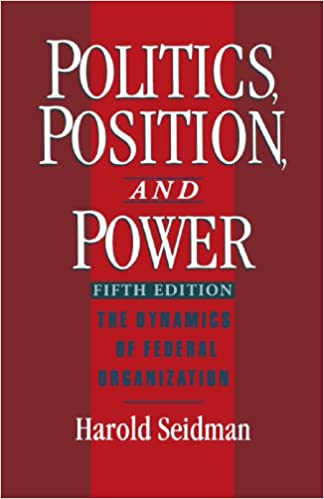 Politics position and power the dynamics of federal organization politics position and power the dynamics of federal organization 5th edition fandeluxe Image collections