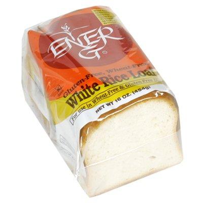 Ener-G White Rice Loaf 16 Oz (Pack of 6) - Pack Of 6