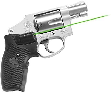 Amazon.com : Crimson Trace LG-350G Smith & Wesson, J-Frame Round ...